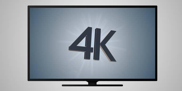 televisor HD 4k
