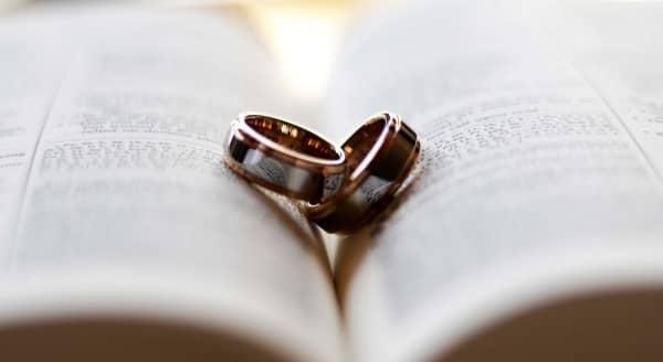 anillos para parejas baratos