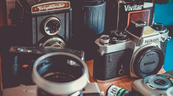 mejores marcas de cámaras de fotos