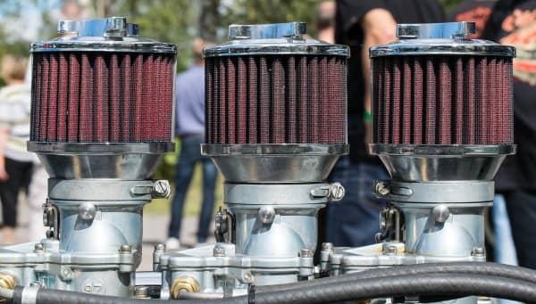 filtros para coches