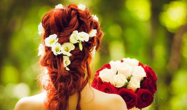 tocado barato para bodas