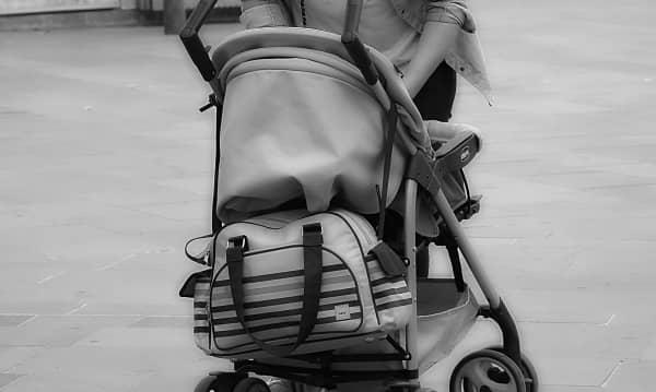 bolso para silla de paseo