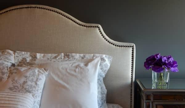 cabecero de cama barato y original