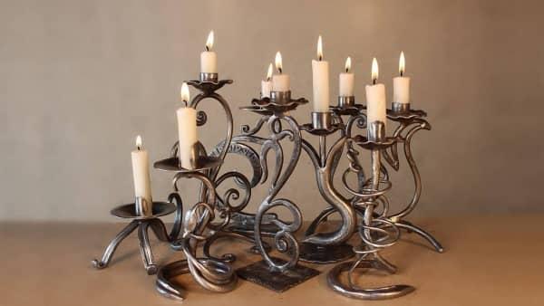candelabros baratos
