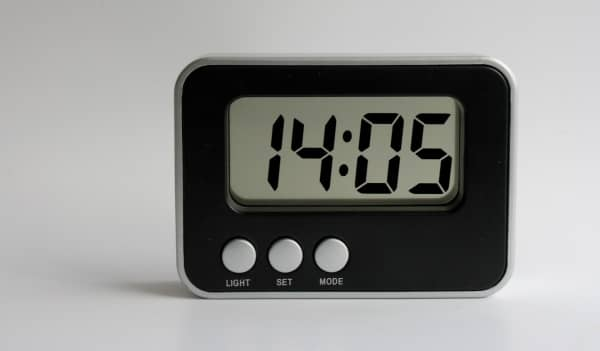 reloj de sobremesa barato