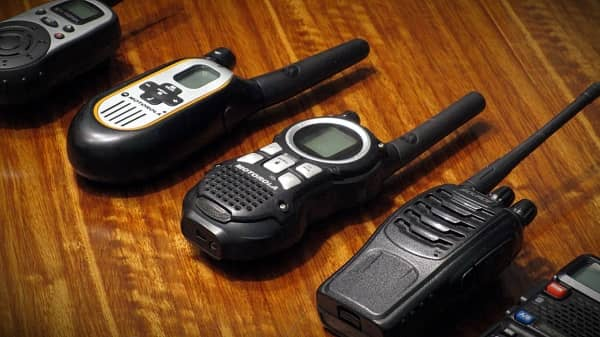 walkie talkie baratos